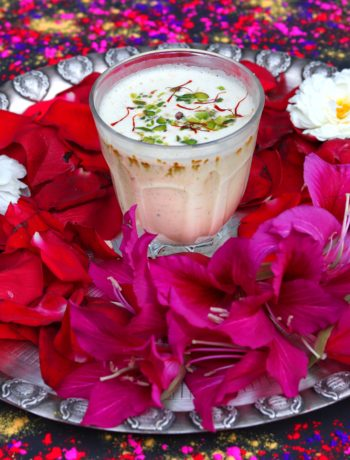 Thandai Milk Recipe