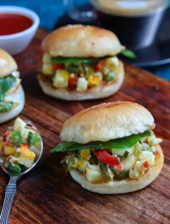 Cottage Cheese Breakfast Slider